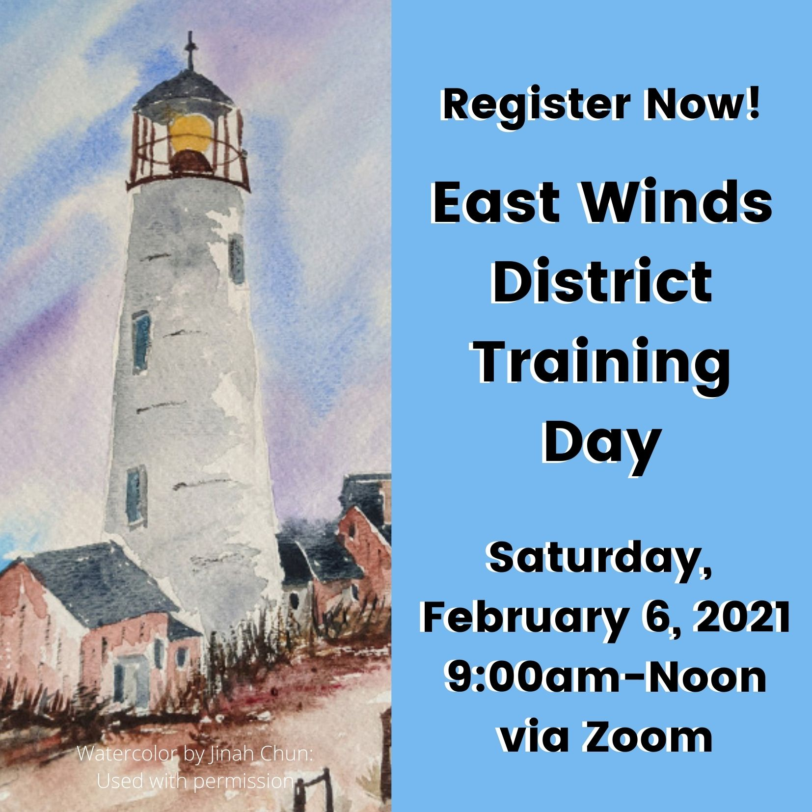 2021 EWD Training Day
